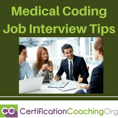 Medical Coding Job Interview Tips Medical Coding Jobs Coding Jobs Medical Coding