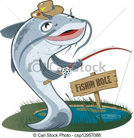 Pin Oleh Deanna Miller Di Fishing Hole Ideas