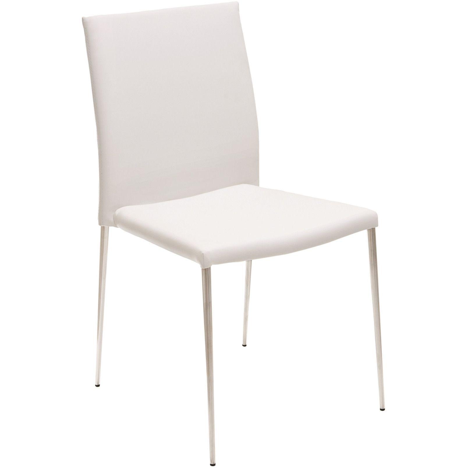 Casabianca Aldo Leather TC-181-G Dining Chair
