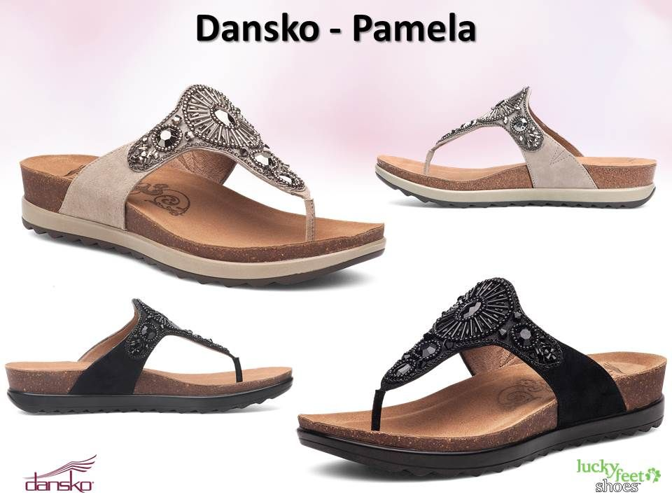 Dansko Pemela... Let's get Spring started with a cute pair of sandals! Find your size today. http://luckyfeetshoes.com/product-brand/dansko/