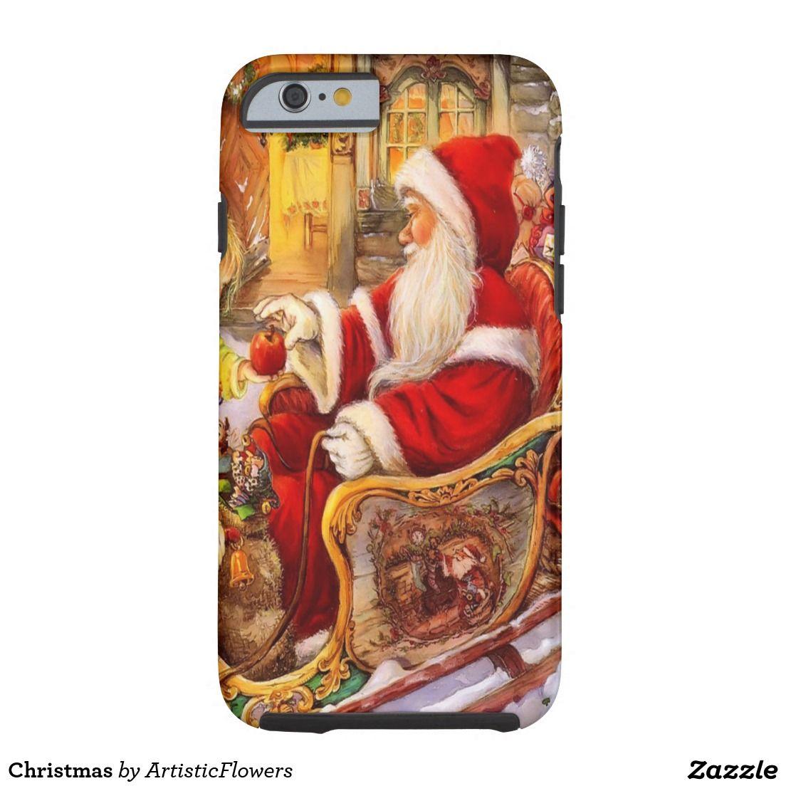 Christmas Tough iPhone 6 Case