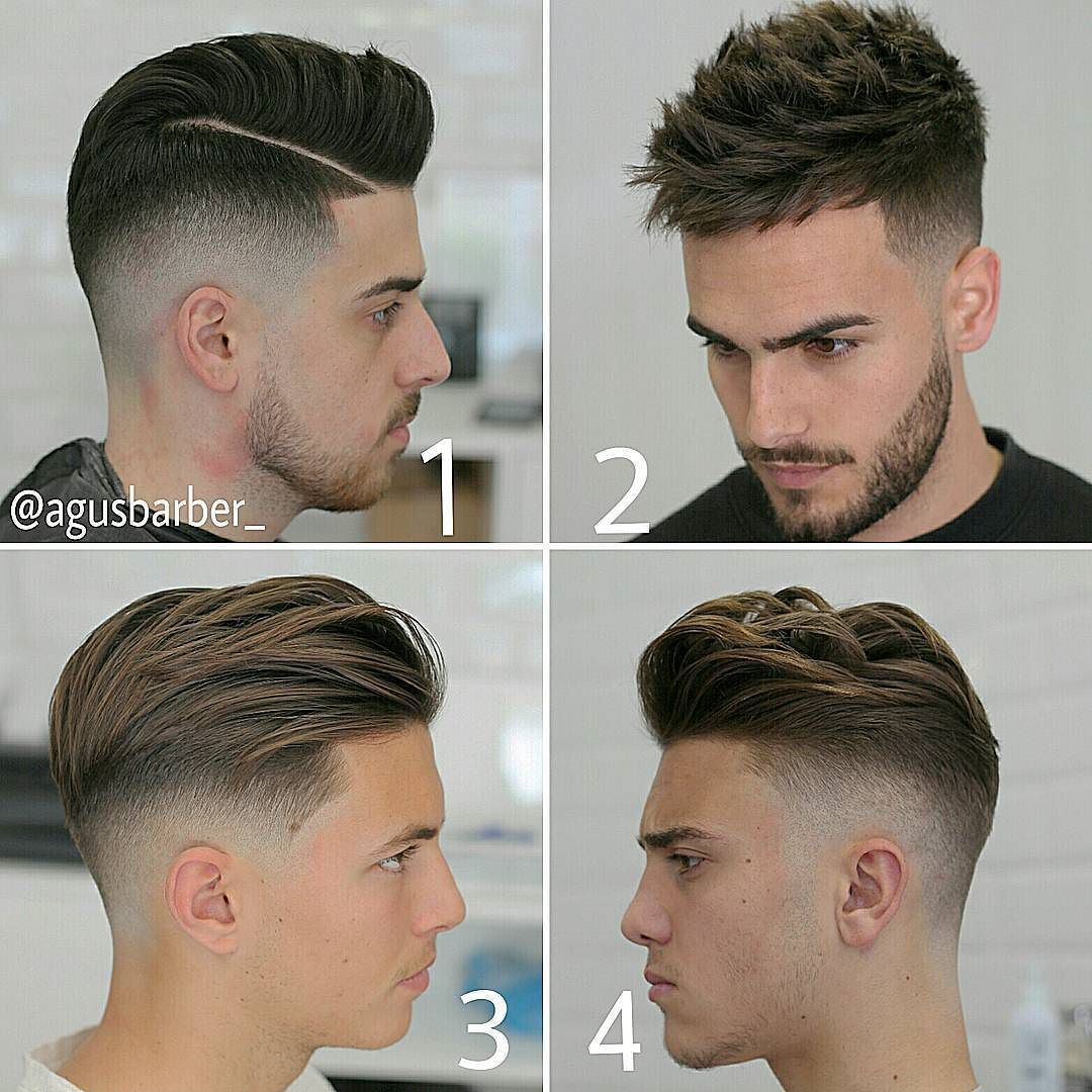Side fade mens haircut haircut by agusbarber iftdtrdb menshair