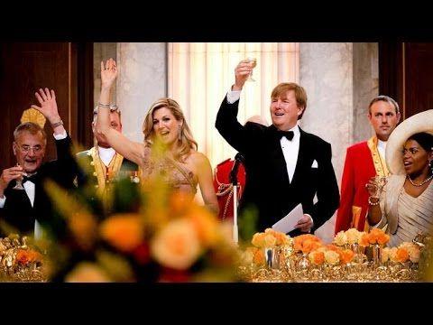 Verjaardag Willem Alexander.Willem Alexander Proost Op Onze Verjaardag Video Dutch