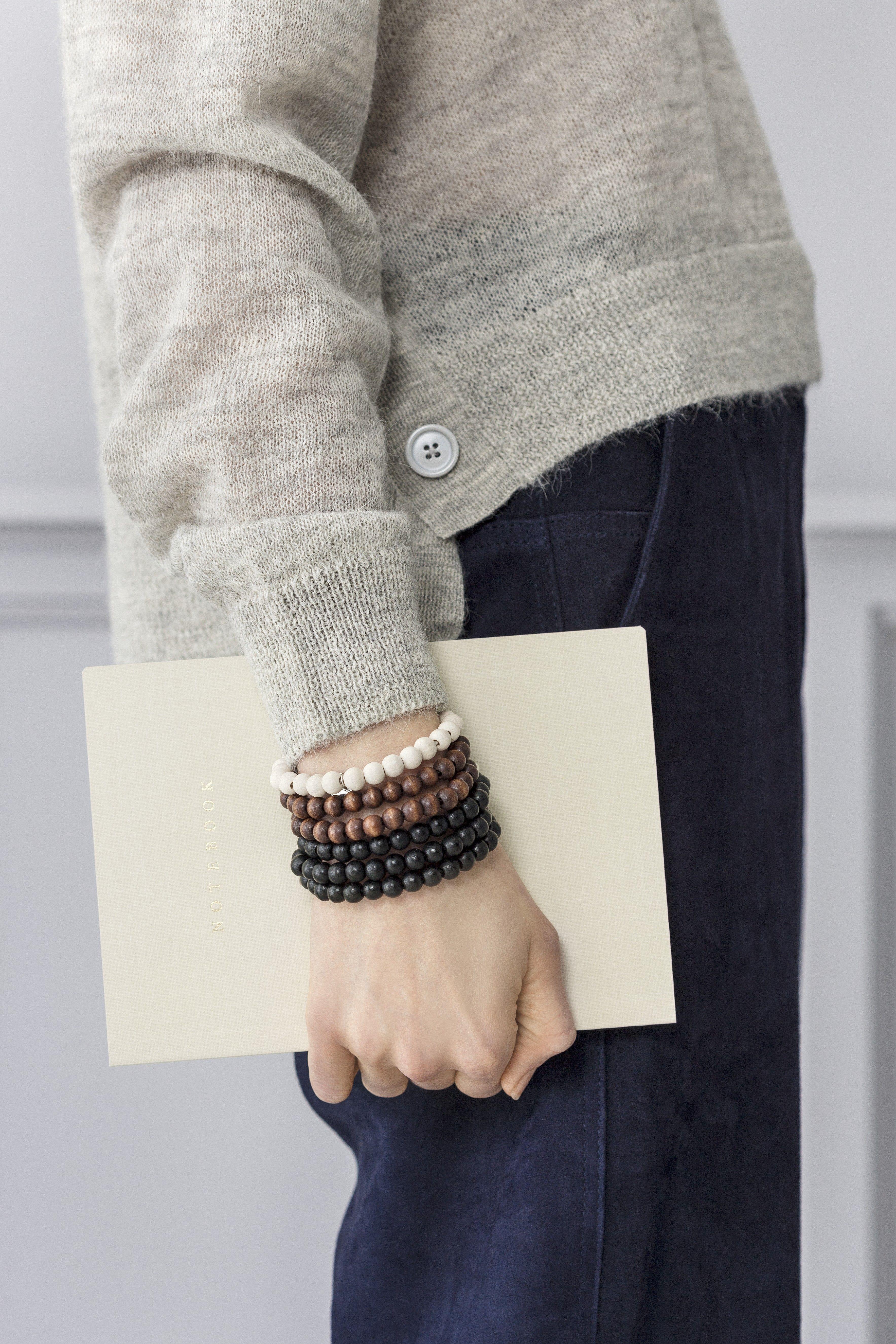 Ariel bracelets. www.aarikka.com