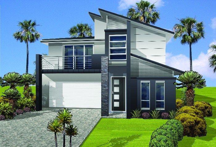 Masterton Home Designs: Tempo   Trend LHS Facade. Visit  Www.localbuilders.com