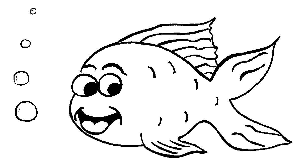 Mewarnai Gambar Ikan Mas 2 Fish Pinterest Fish