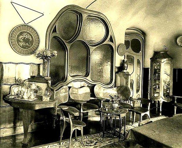 Antoni Gaudi's Spectacular Interior Design | Sulekha Home Needs
