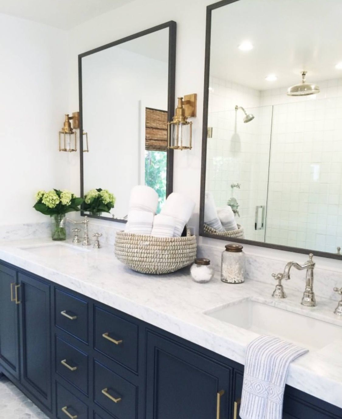 Salle De Bain Kenitra ~ navy bathroom cupboards with you i am home pinterest
