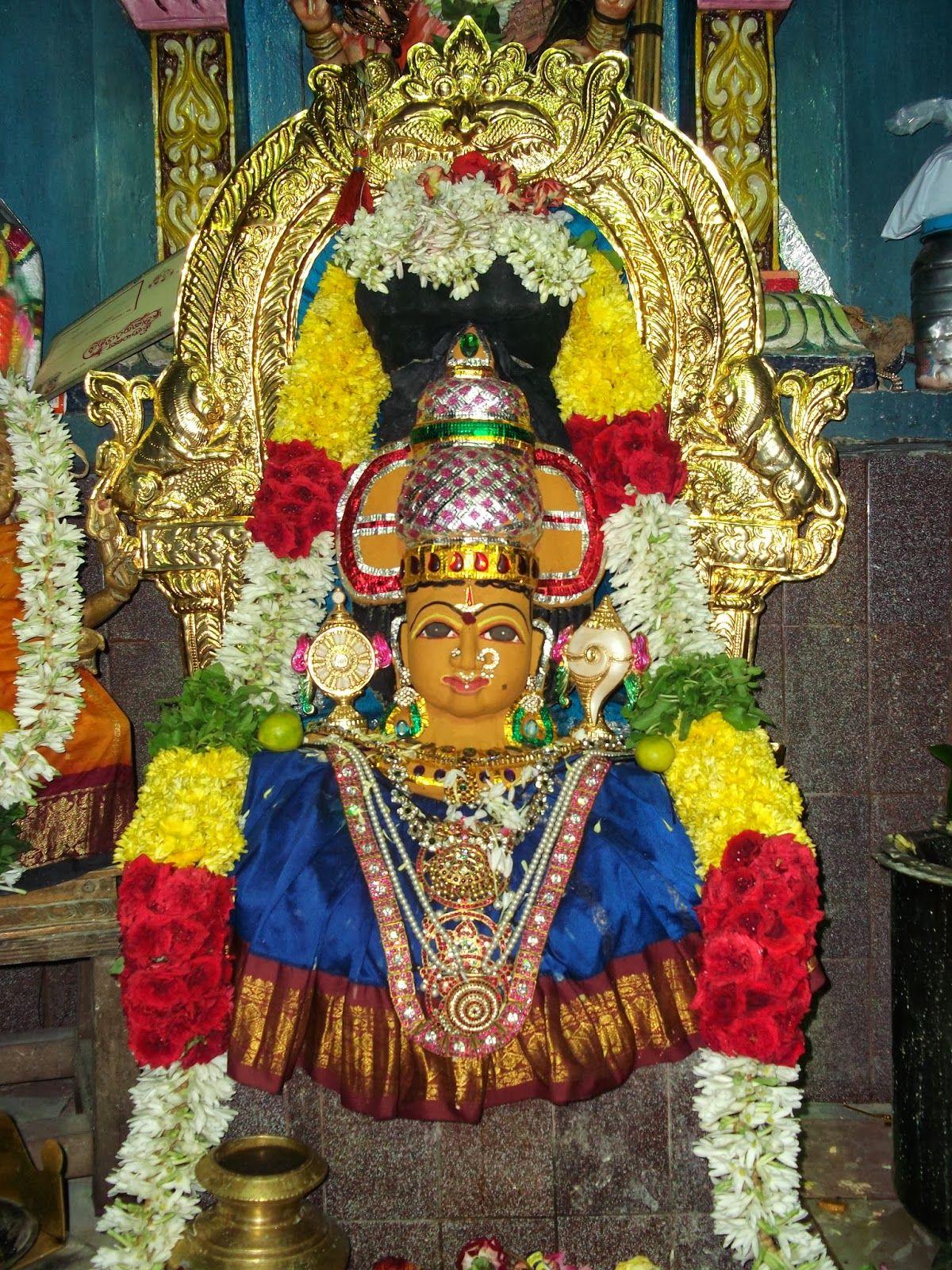 Sri Vaembu Aathi Muthumariamman Temple Shakthi Peetas