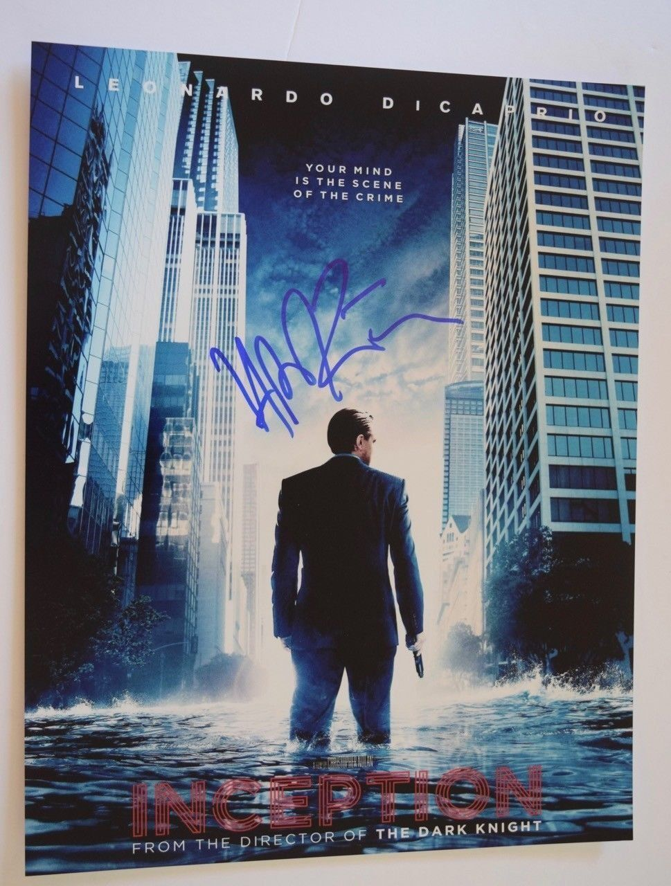Hans zimmer signed autographed 11x14 photo poster