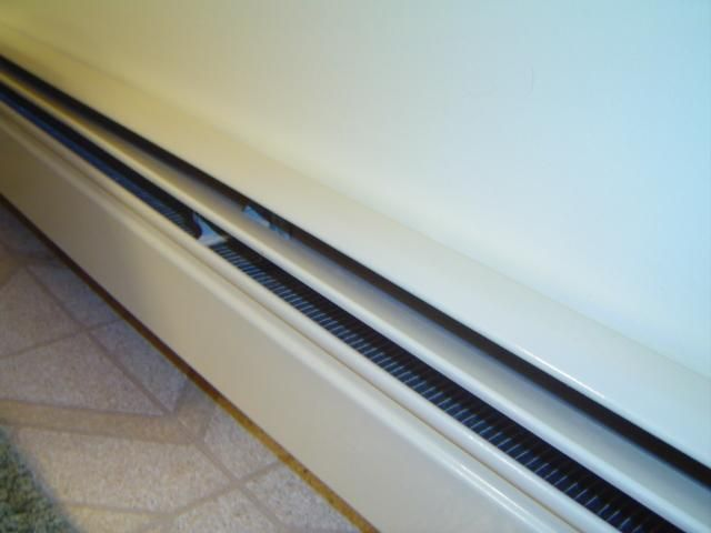 Hot Water Baseboard Heating System Baseboard Heating Element
