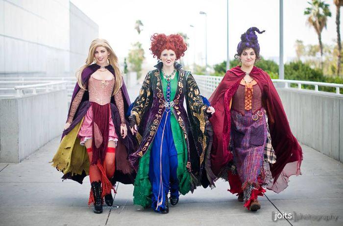 Dresses From Hocus Pocus