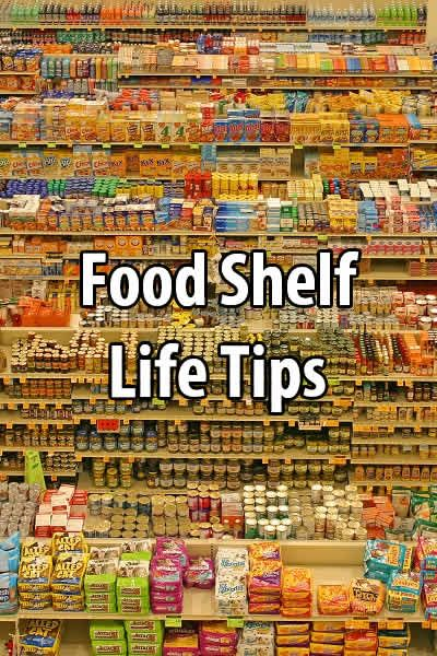 Food Expiration Dates And Actual Shelf Life Food shelf