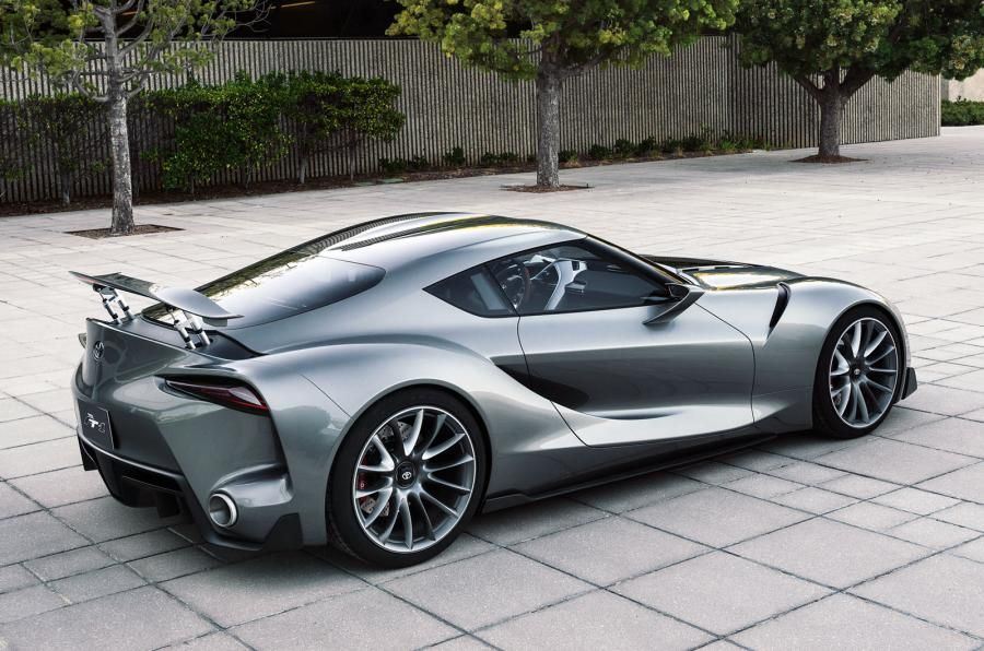 Sports Car Partnership To Spawn New Toyota Supra Autocar - Sports cars 2018 uk