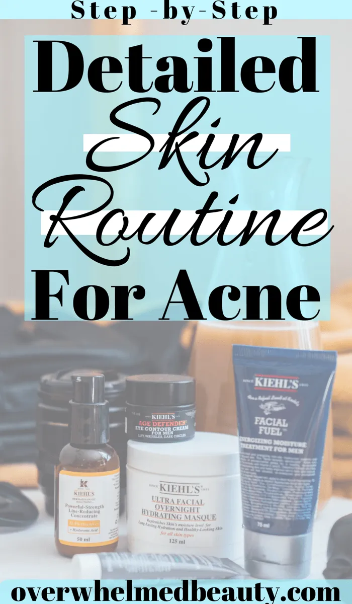 Day And Night Skin Care Routine For All Skin Types Overwhelmed Beauty Night Skin Care Routine Best Skin Care Routine Affordable Skin Care