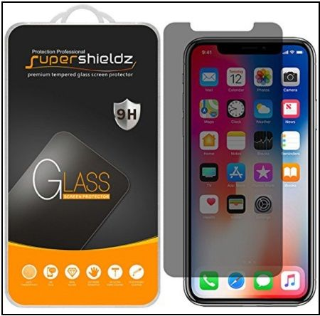 Iphone X Privacy Screen Protectors Best Top Screen Filter For