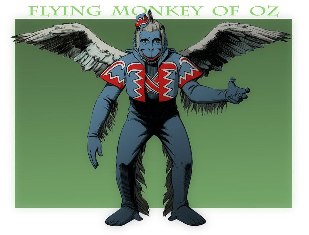 Details about THE WIZARD OF OZ WINGED FLYING MONKEY LIFESIZE ...