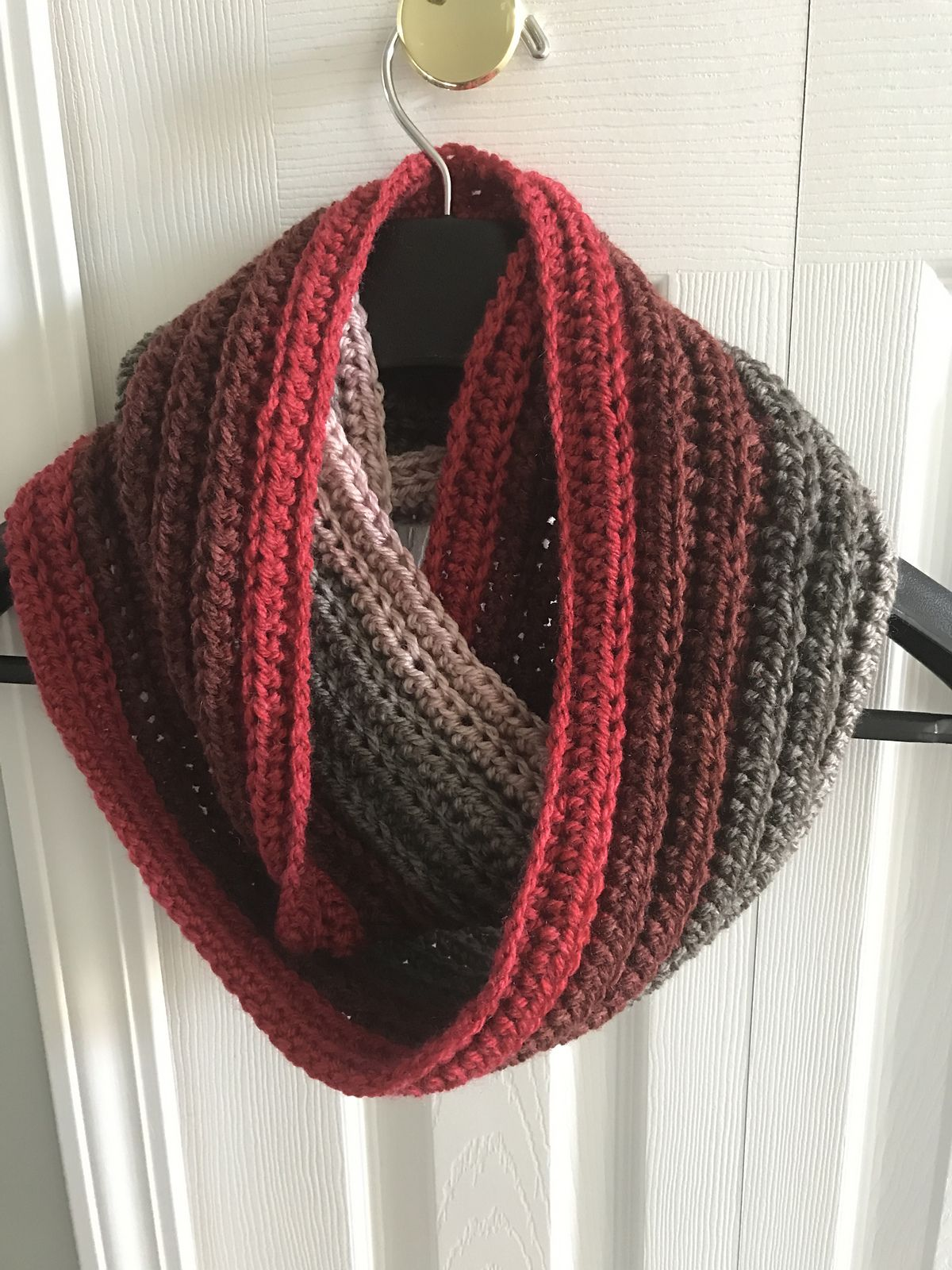 Easy Crochet Cowl Pattern Awesome Design