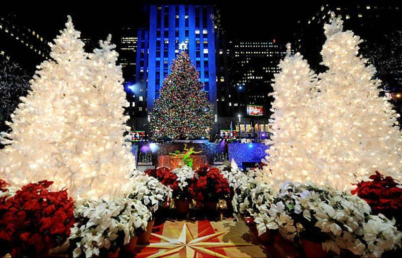 Best Places For Christmas In Usa.Nice Places To Spend Christmas In Usa Thecannonball Org