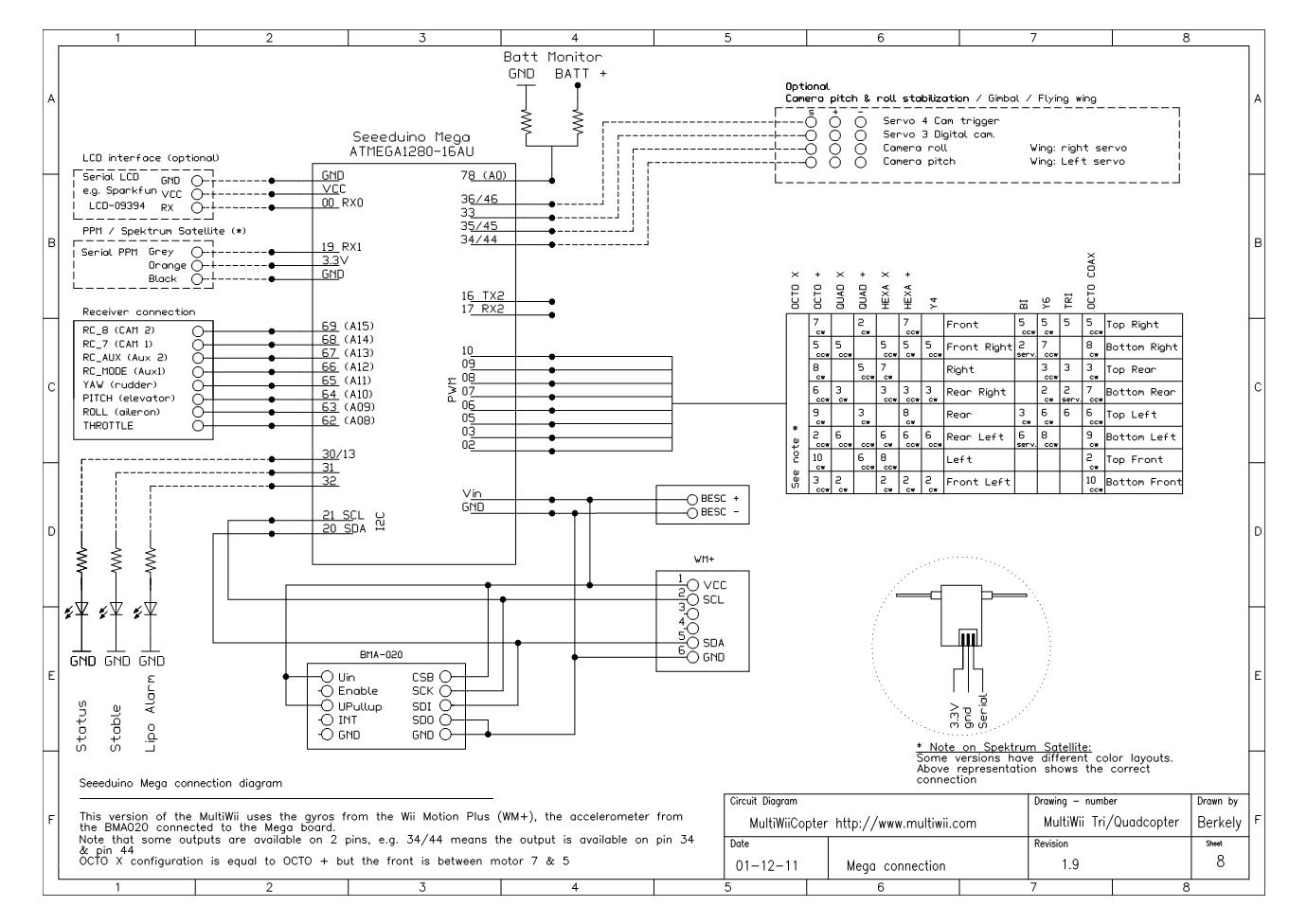 multiwii wiring diagram wiring diagram center multiwii wiring diagram [ 1380 x 976 Pixel ]