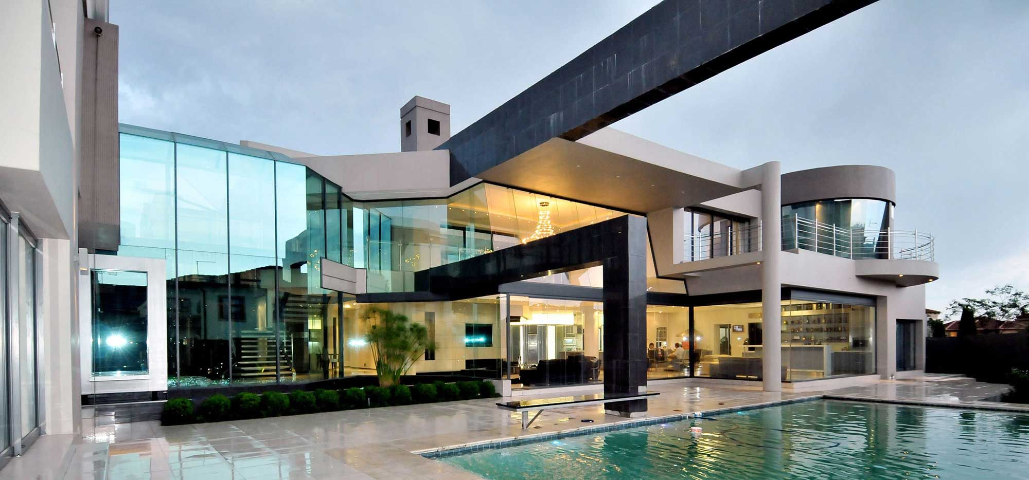 Cal Kempton Park Residence By Nico Van Der Meulen