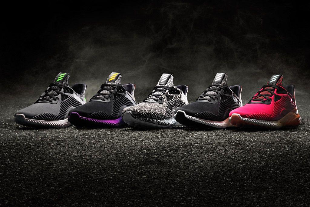 adidas era l'unico grande marca che è riuscita a vendere a correre