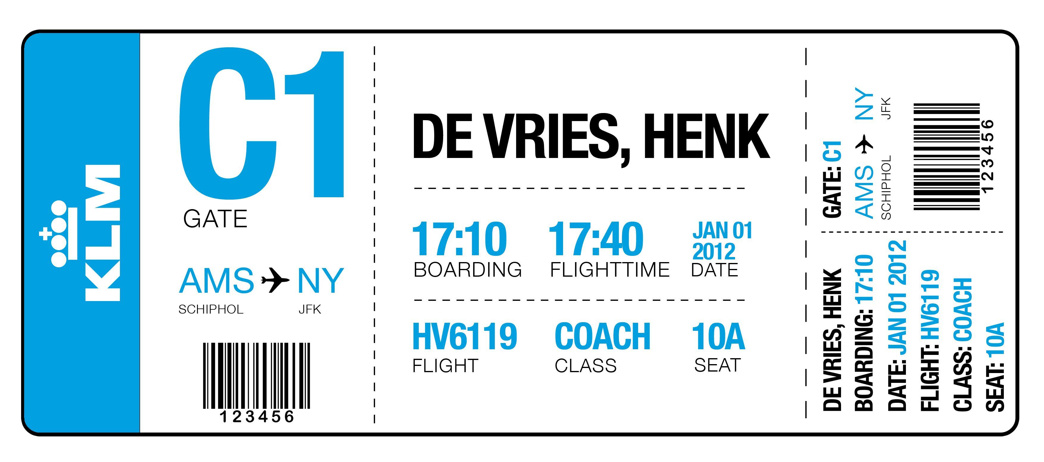 KLM design idea. | Just Landed Inspiration | Pinterest