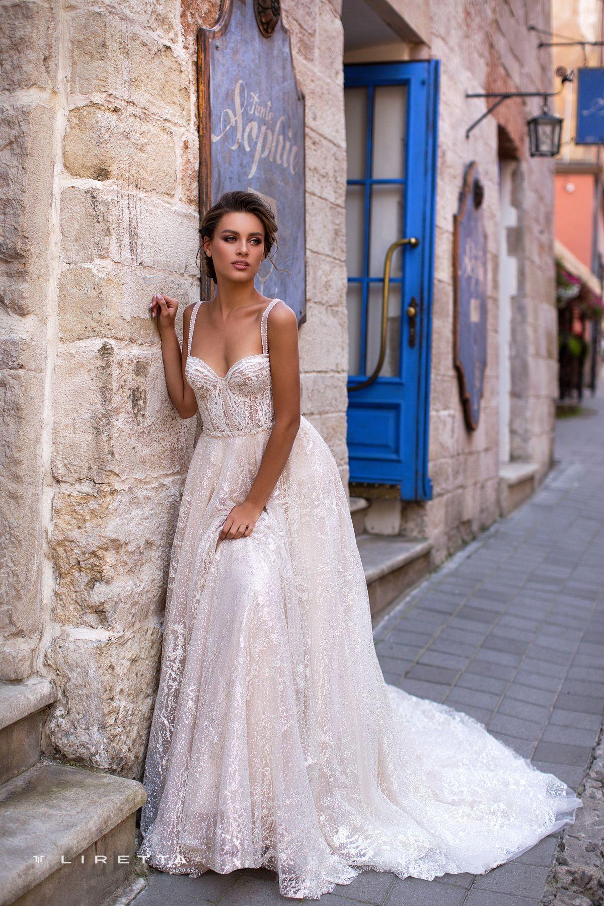 744ae2afb8c Liretta Wedding Dress - Maragaturra White dress Свадебное платье ...