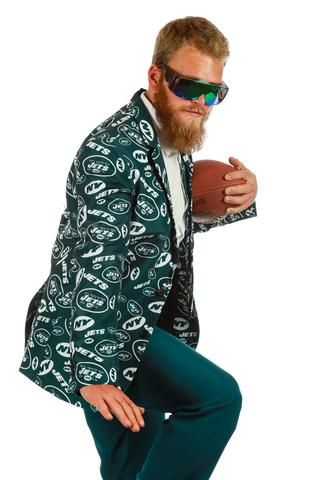 fe971c69dcf The First ever New York Jets Suit