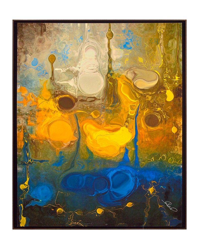Jason Lincoln Jeffers\' Karnak - Abstract - Wall Decor - Mirrors ...