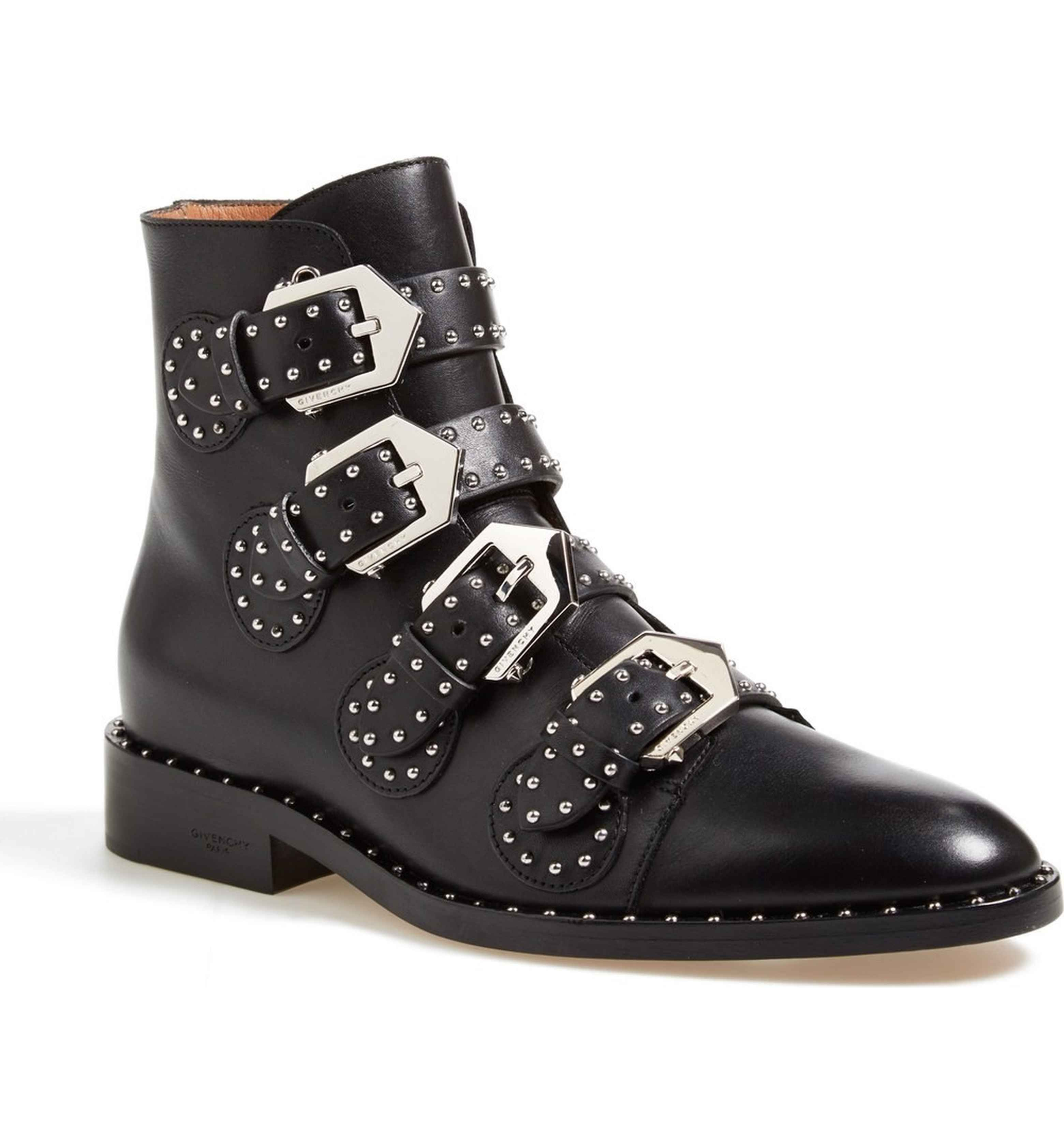 Main Image - Givenchy Buckle Bootie (Women)  7b9fed7350