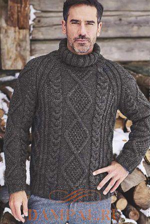 14cb262033b мужской вязаный свитер