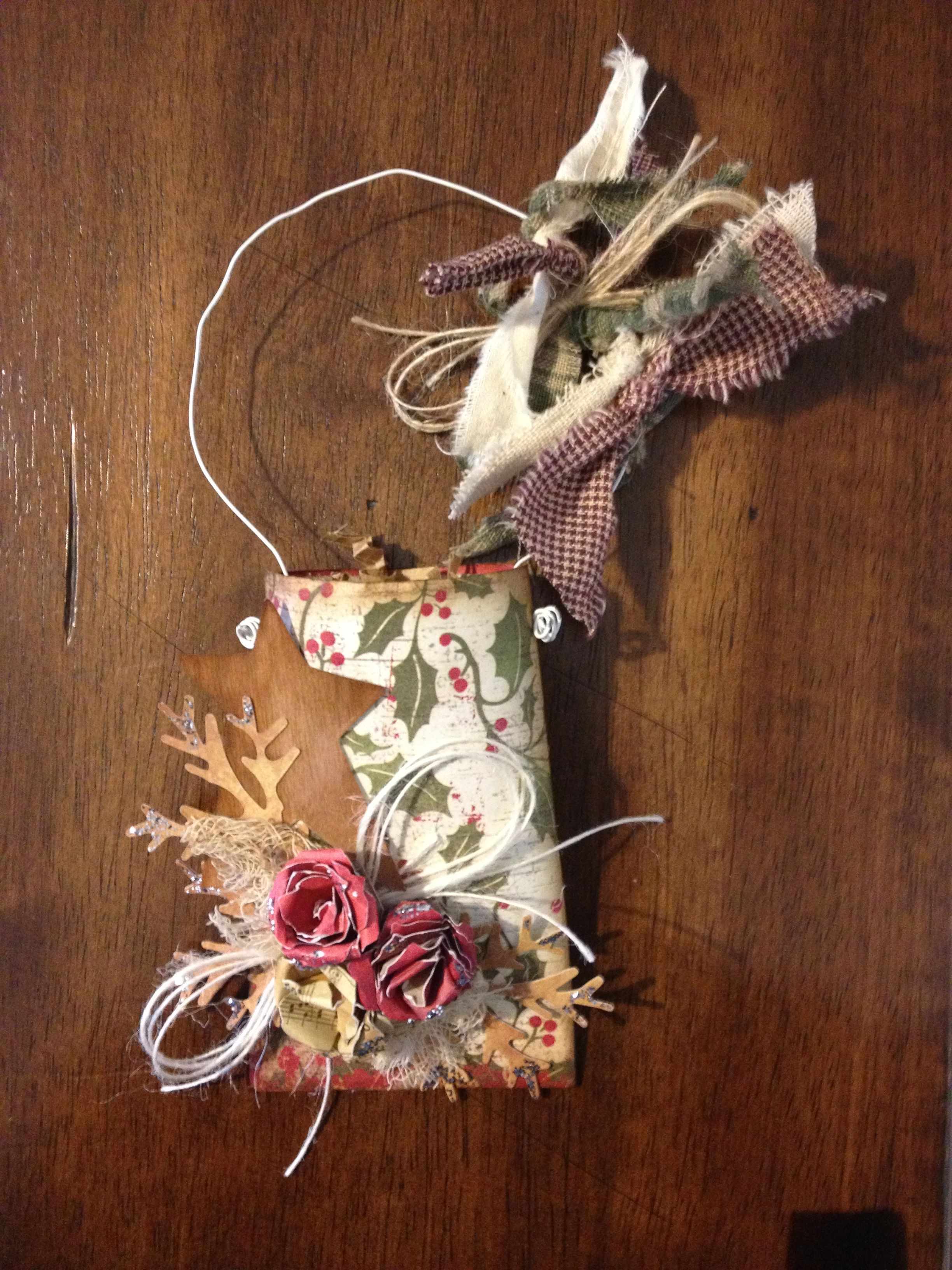 16+ Toilet paper roll crafts christmas ideas