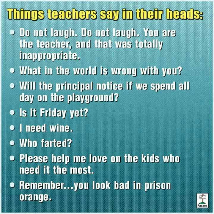 Pin by Angela Renfro on humor | Teaching humor, Teacher