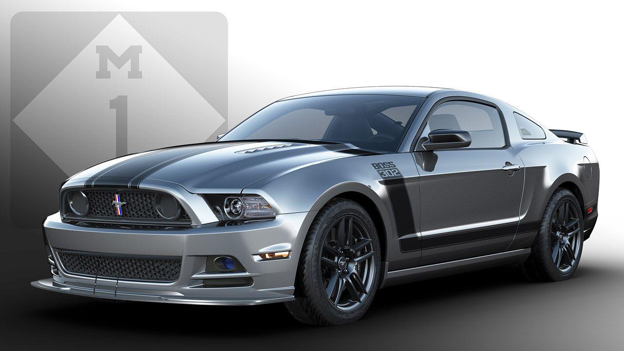 Black Cobra Mustang 2013