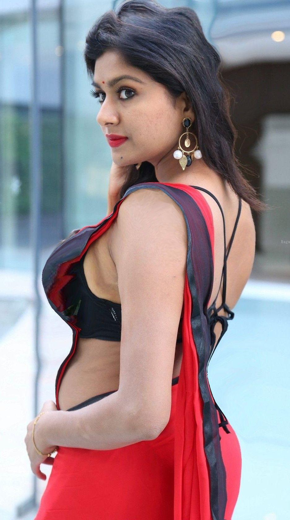 Hot Sexy Saree Sareedesign Woman Girl