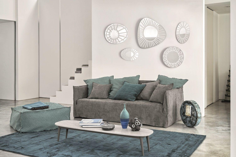 Design Paola Navone Annee 2018 Pays D Origine Italie Marque Gervasoni Canape Ghost 110 Gervaso Decoration Maison Canape Ghost Meuble Haut De Gamme