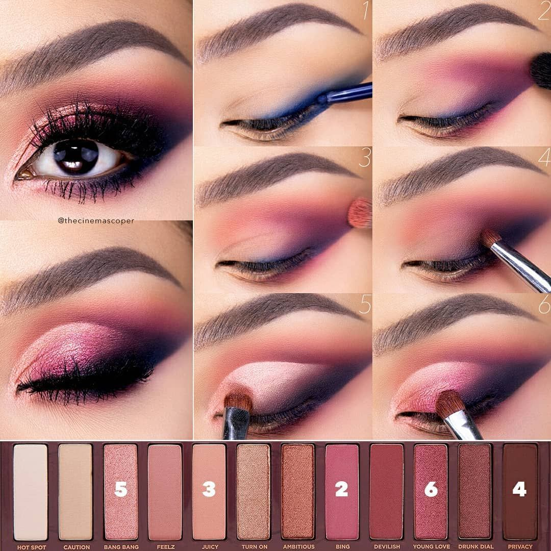 Seven Easy Makeup Tips for Beginners in 2020 Urban decay
