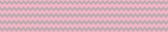 PINK GREY CHEVRON Wallpaper Border Wall Decals by decampstudios #pinkchevronwallpaper PINK GREY CHEVRON Wallpaper Border Wall Decals by decampstudios #pinkchevronwallpaper