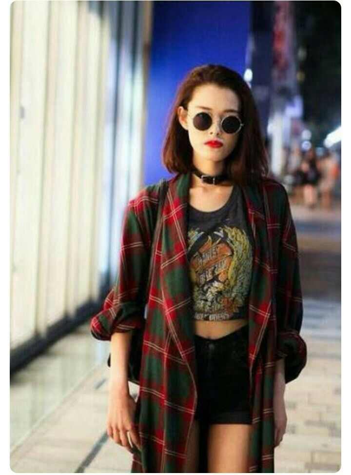 The 50s … | 90s fashion grunge