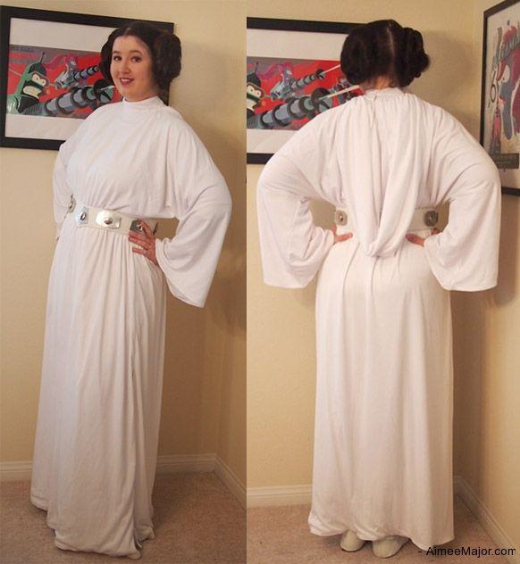 Aimeemajor Com Costume Princess Leia A New Hope Star Wars