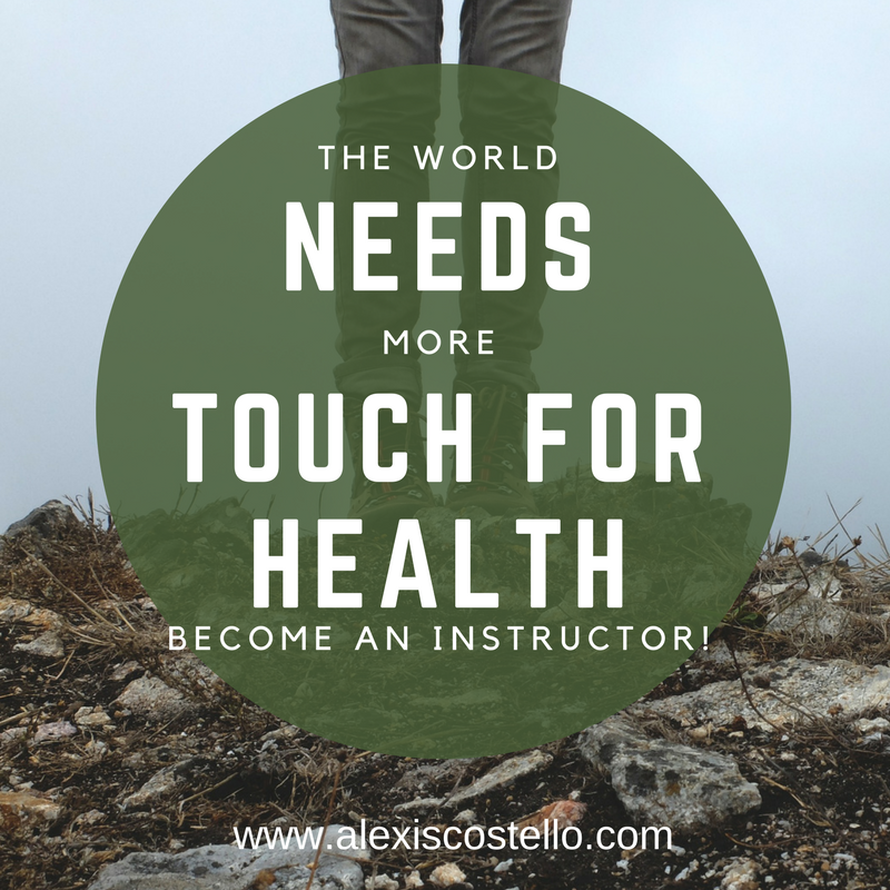 Touch for Health, Specialized Kinesiology, an