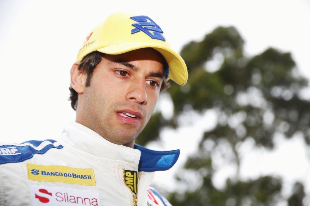 Felipe Nasr of Brazil-F1