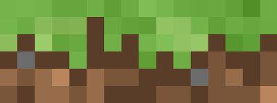 Best Minecraft Widget Header Bar Grass Minecraft Image 400 x 300