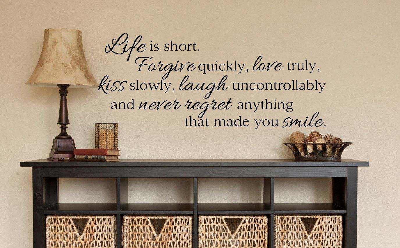 peel and stick wall decals for living room | Training4Green.com ...