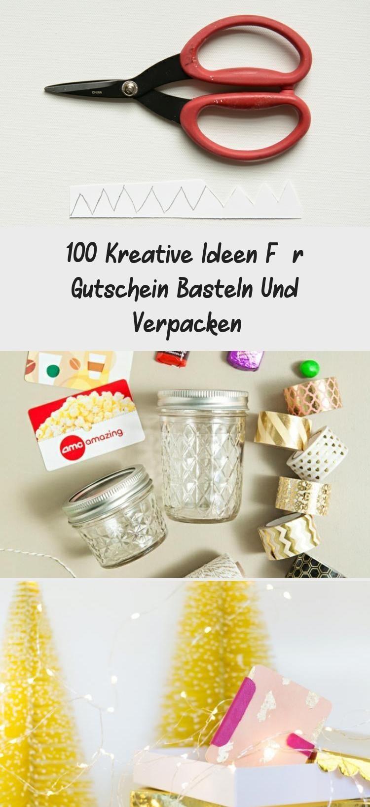 100 Kreative Ideen Für Gutschein Basteln Und Verpacken #kinogutscheinbasteln Valentinstag Geschenk, Geschenkgutscheine verpacken, Abendbrot und Kino #ValentinstagGeschenkideen #kinogutscheinbasteln