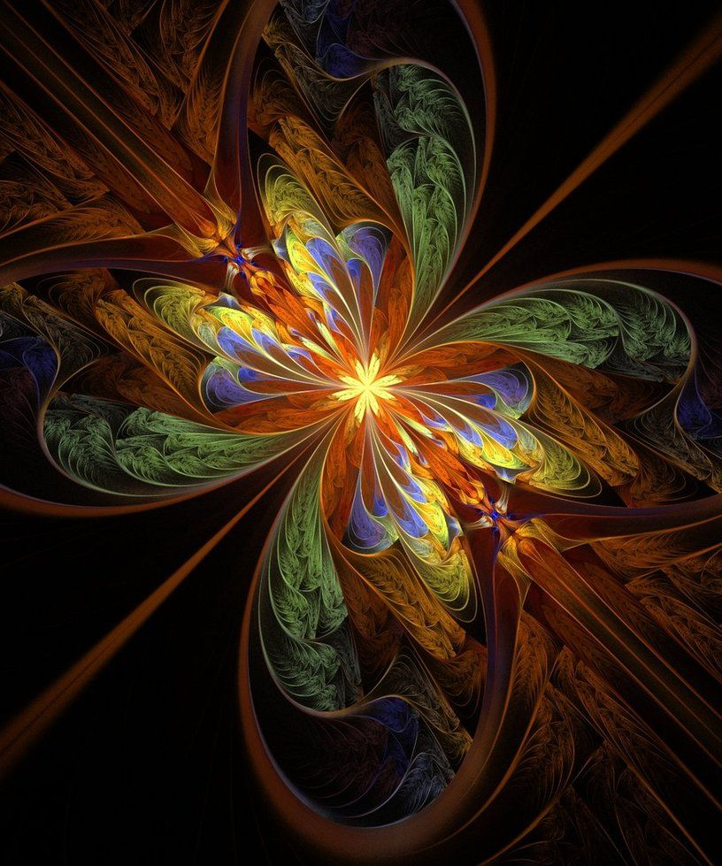 pin 1440x900 awesome fractal - photo #16