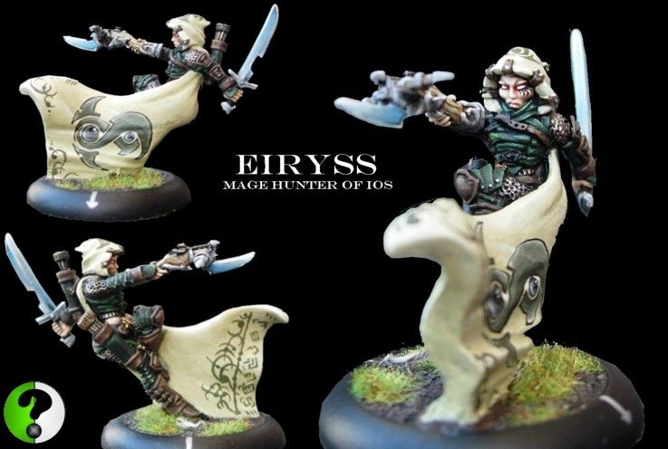 Eiryss, Mage Hunter of Ios