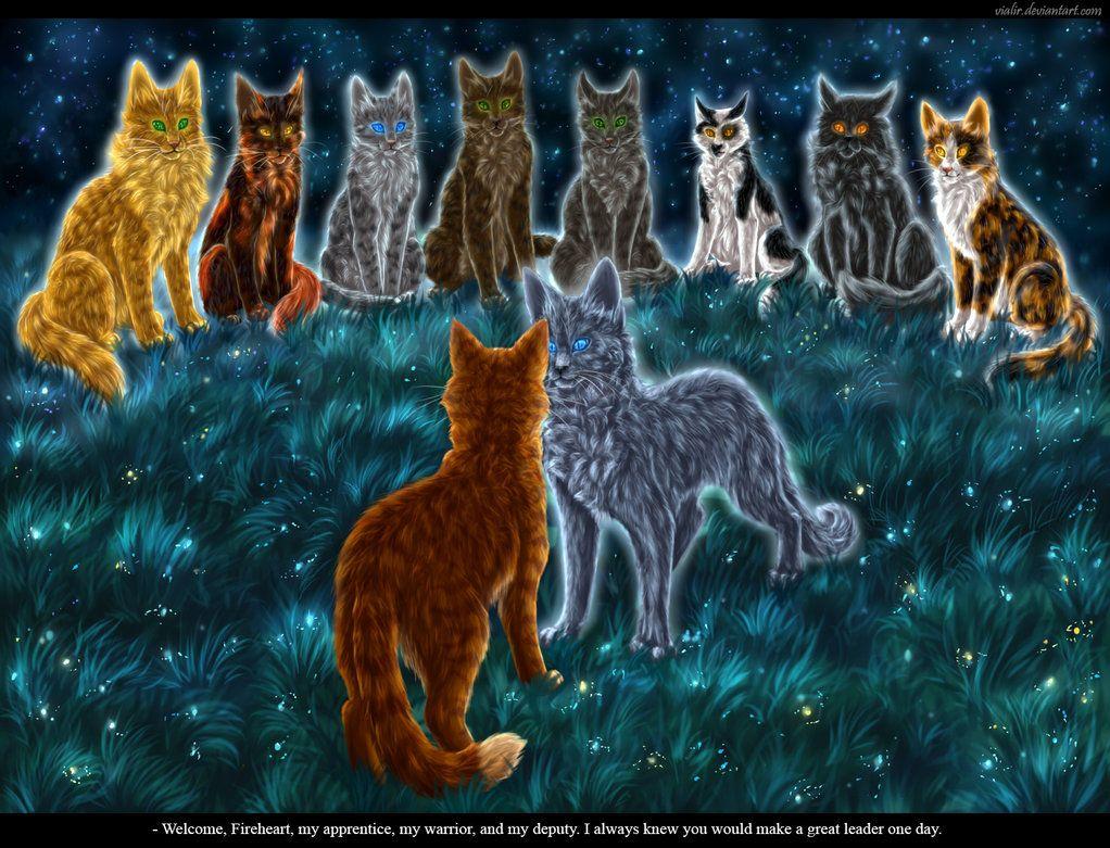 Výsledek obrázku pro warriors cats redtail and brindleface