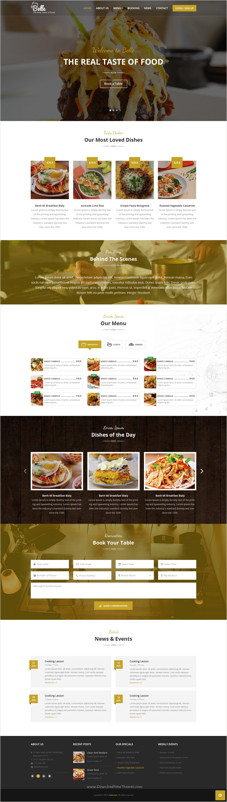 Belle is an amazing responsive 2 in